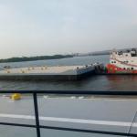 Barcazas - naviera Rio grande